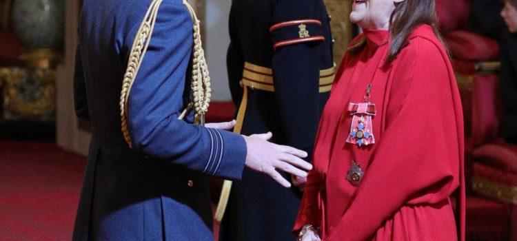 Glenda Bailey Is One Grande 'Dame'