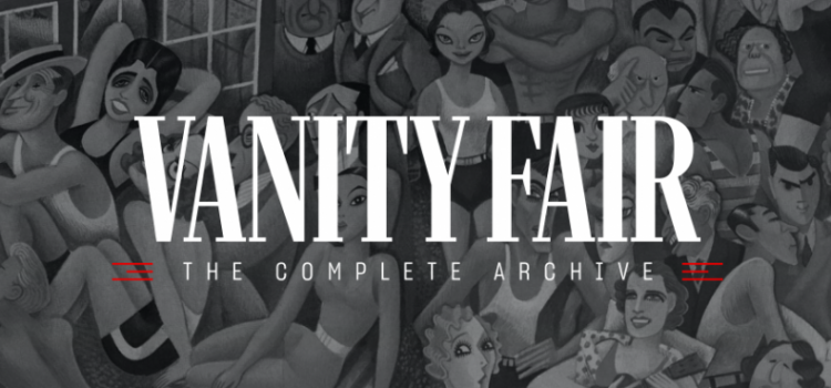 Vanity Fair Digitizes Archives, the Latest on the Quad/LSC Merger and Other Industry Notes
