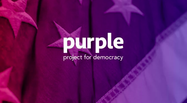 To Restore Faith in Democracy, The Purple Project Calls on Magazines