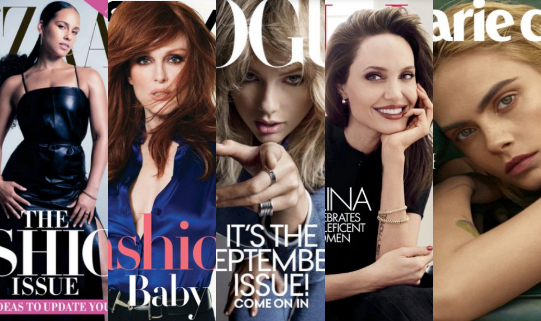 September Is Becoming Just Another Month for Fashion Magazines